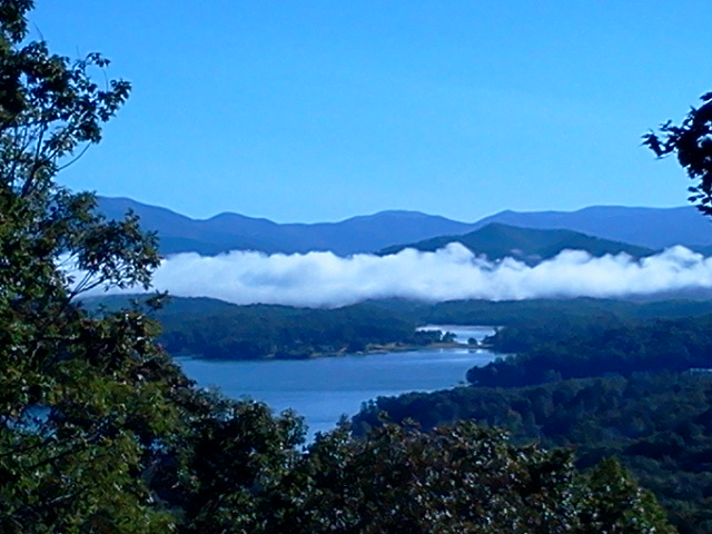 Retreat Venue View, Young Harris, GA