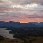 Lake Chatuge Sunrise by Mike Gora